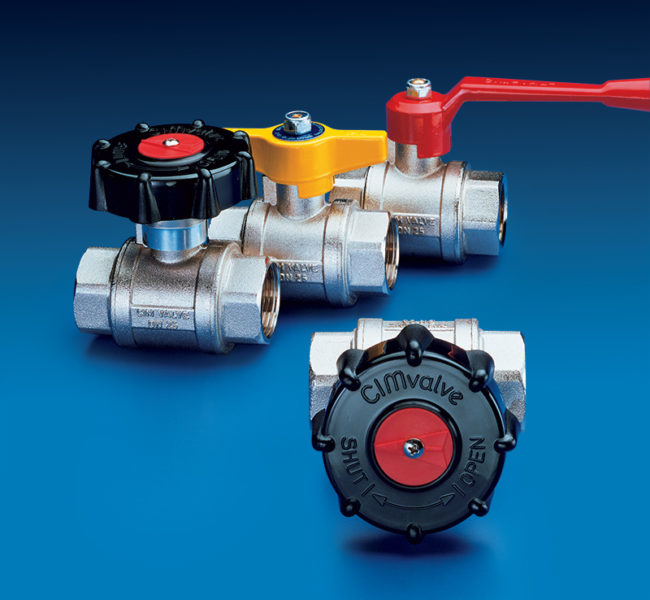 The ball valve