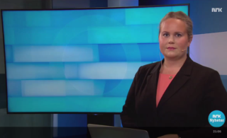 "The Norwegian newscast: ""An innovative project for energy sparing"""